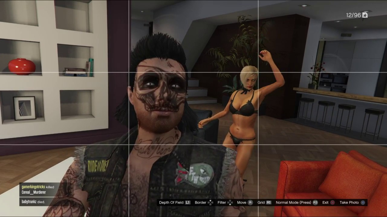 Grand Theft Auto V Backpage Is Never Done