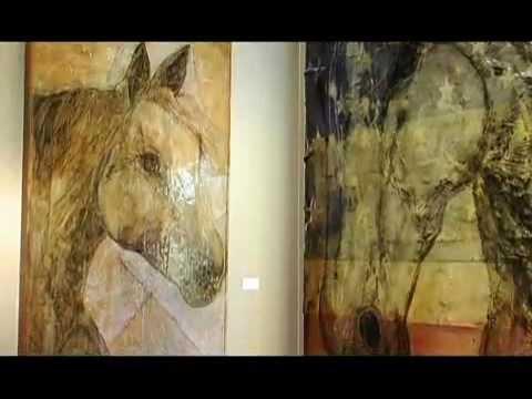 artist Sybil Hill – Aspen - Joan Severance