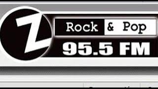 DJ TAVO - RADIO Z ROCK And POP 95.5 FM - La caja del Fin de Semana - Mix Rock & Pop Ingles 80's