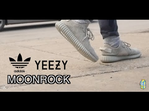 Adidas 'Yeezy 350 Boost Moonrock' (Unofficial Commercial)