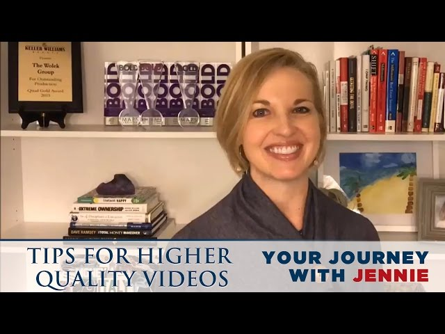 Tulsa Real Estate Agent: Tips for Higher Quality Videos