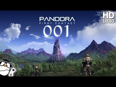 Pandora: First Contact #001 - Eine neue Welt [Deutsch][HD+]