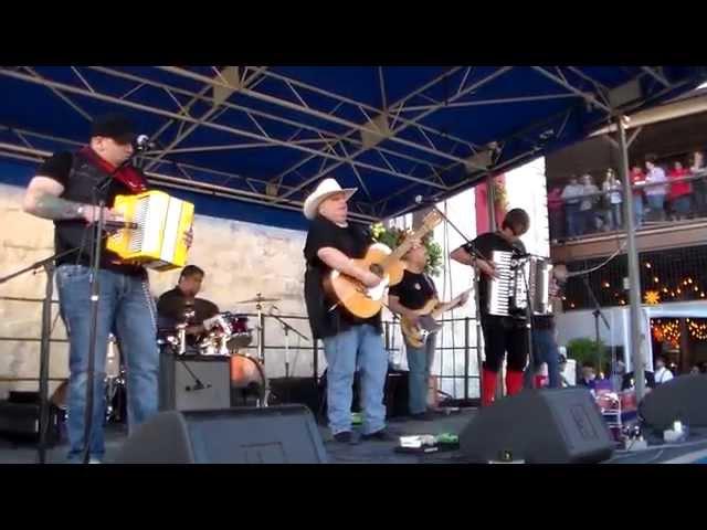 LOS TEXMANIACS & ALEX MEIXNER WURTFEST 11-08-2014