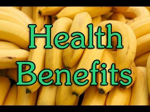 25 Health Benefits Of Eating Bananas