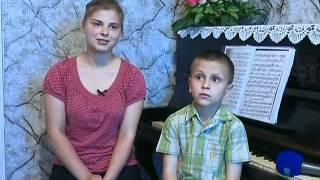 Дети сироты - приобрели семью (Bulgari) в с. Ларга.