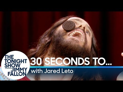 """30 Seconds To..."" with Jared Leto"