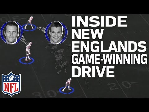 Why Tom Brady & Rob Gronkowski Were Unstoppable on New England