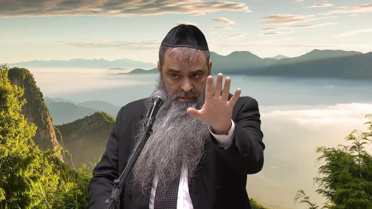 ישר ולעניין: יהודי אף לא לבד - הרב רפאל זר HD