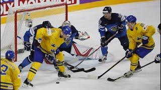Хоккей Чемпионат мира до 20 лет Плей офф Финляндия U20 Швеция U20 ПРЯМАЯ ТРАНСЛЯЦИЯ