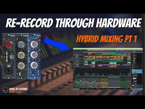 Hybrid Mixing  