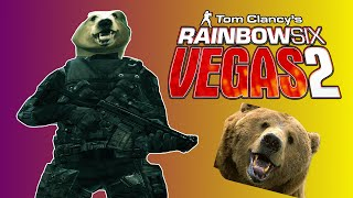 BEAR TEAM SIX! Tom Clancy