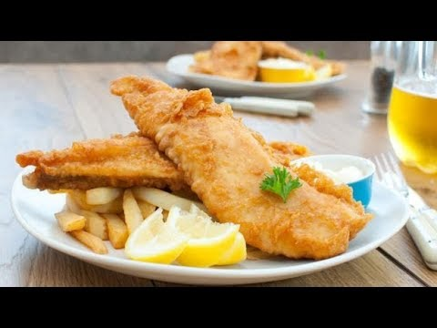 Fish Frying Recipe || Lahori Fish Fry Recipe By Food Fusion Fish Fry Recipe | Simple And Delicious F