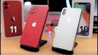 iPhone 11 VS X (Comparison)