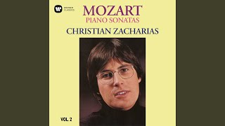 Christian Zacharias — Piano Sonata No. 16 in C Major, K. 545: I. Allegro