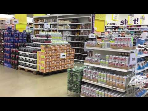 Kronan Supermarket (Grocery Store) Reykjavik, Iceland | Math Real Life Application