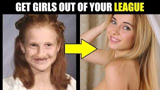 THIS is HOW to GET GIRLS That Are OUT OF YOUR LEAGUE | How to Make A Girl Like You
