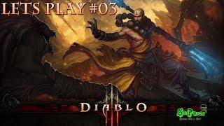Lets Play Diablo III #03 Deckard Cain [Deutsch|HD]