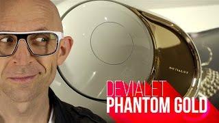 ONE SPEAKER, ROCK CONCERT LOUD!? Phantom Gold!