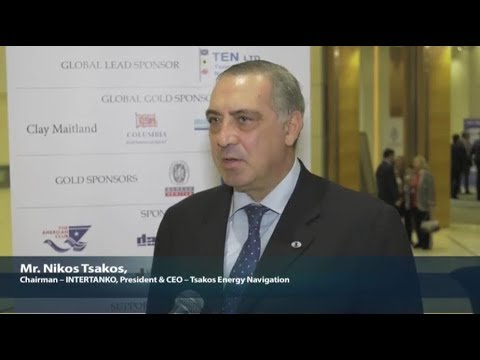 2018 8th Annual Operational Excellence in Shipping - Nikos Tsakos Interview