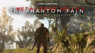 Metal Gear Solid 5: The Phantom Pain - Fox Engine Demo @ TGS 2014 TRUE-HD QUALITY