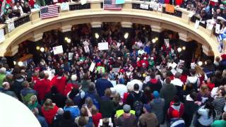 Wisconsin protests Gov. Walker