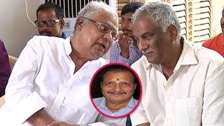 Rallapalli Venkata Narasimha Rao Last Rites   yellow pixel