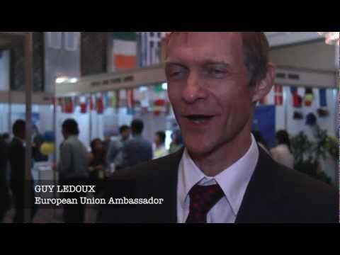 Study in Europe fair 2012, Manila