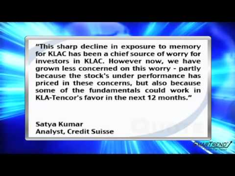 Analyst: Credit Suisse Group AG Analyst Upgrades KLA-Tencor Corp. to Outperform (CS,KLAC)