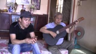 nua dem ngoai pho guitar (cover)
