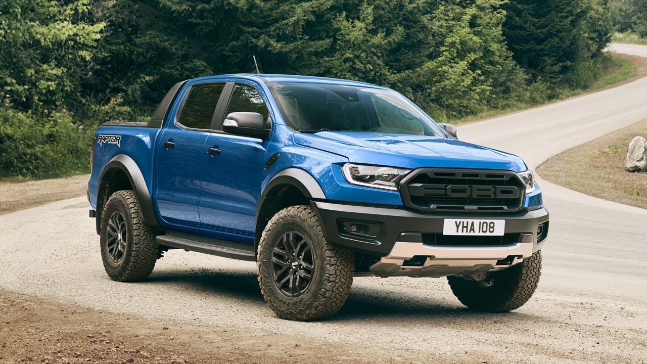 2019 Ford Ranger Raptor – Exterior, Interior, Driving Scenes - YouTube