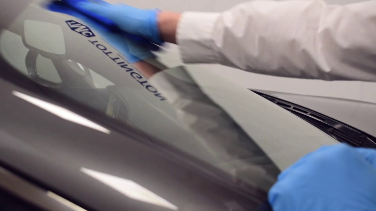 Vehicle Paint Interior Protection Application