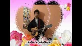 I Love You Till The End- Ps I Love You chords and cover