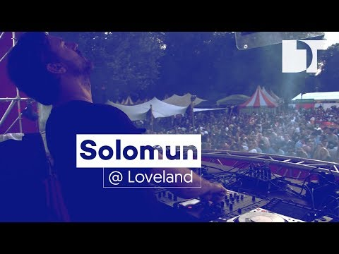 Solomun | Loveland, Amsterdam DJ Set | DanceTrippin