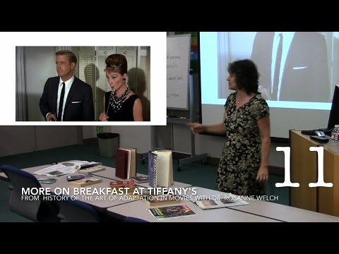 More on Breakfast at Tiffany