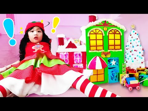Bug's Funny Christmas with Santa Clause