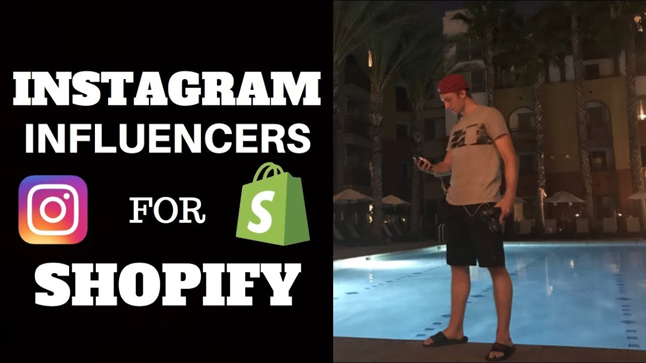How To Contact Instagram Influencers For Shopify Dropshipping