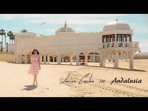 Larisa Costea for Chicwish in Andalusia
