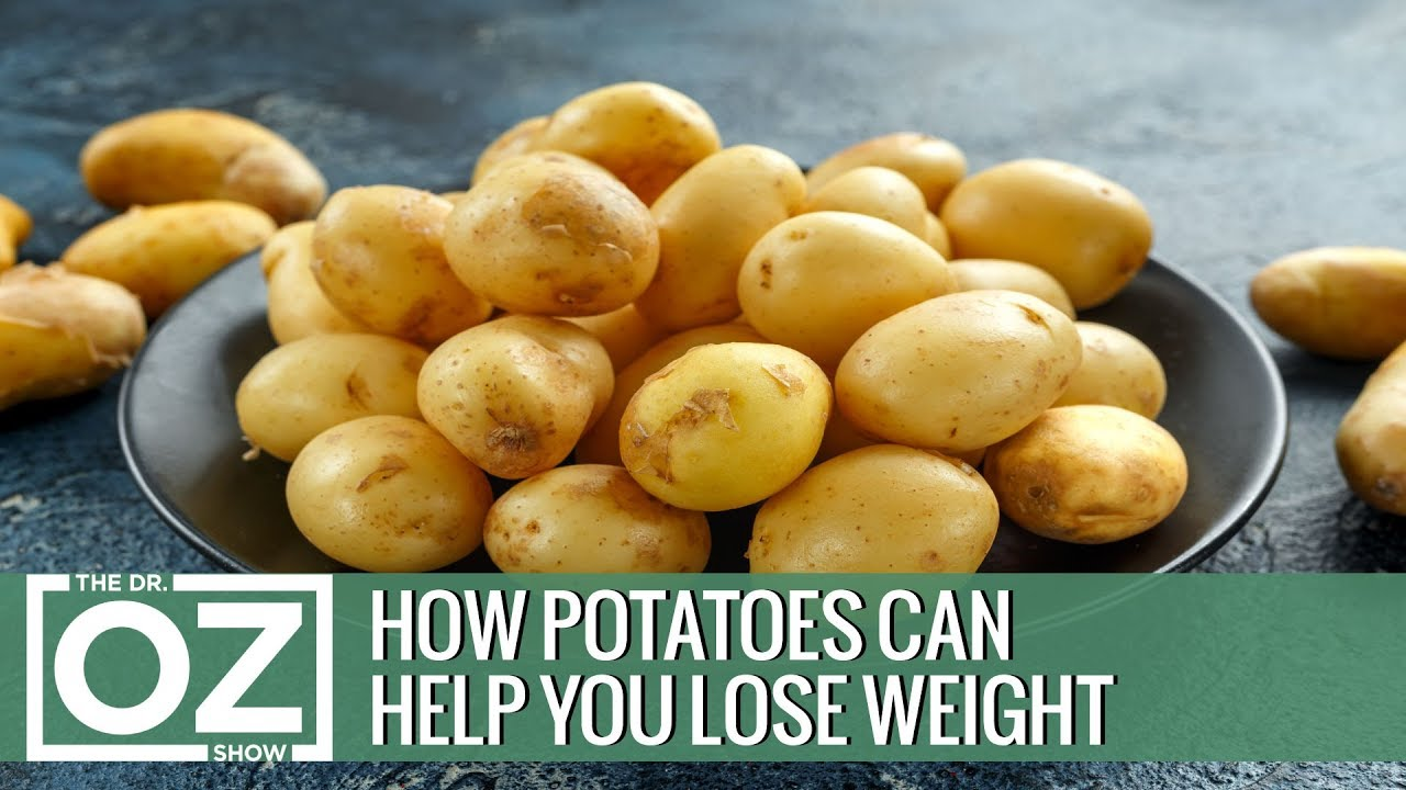 how to eat potatoes to lose weight