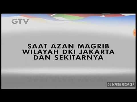 Adzan Maghrib GTV 2018