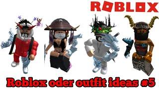Roblox oder outfit ideas #5 (2018/2019 version) (read description)