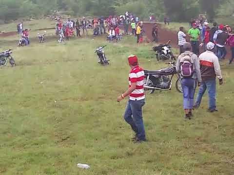 Cat: CG RACING SANTIAGO RODRIGUEZ MOTOVELOCIDAD EN TIERRA LA LINEA