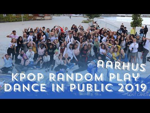 KPOP IN THE RAIN KPOP RANDOM PLAY DANCE IN PUBLIC AARHUS DENMARK 07-09-19  CODE9 DANCE CREW