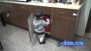 Baby safety lock (Cabinet Latch)