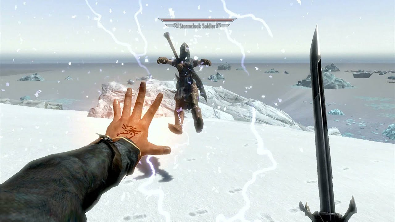 gifts of the outsider dishonored in skyrim youtube