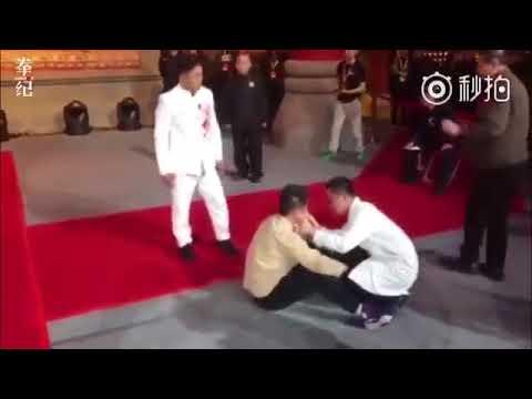 MMA vs Wing Chun!! Xu Xiao Dong who beat the tai chi guy in 10 seconds  fights Ding Hao