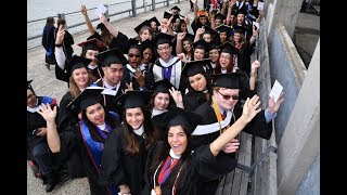 St. Francis College Spring 2017 Commencement