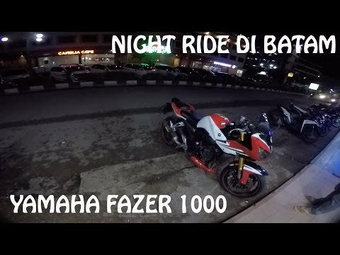 Night ride - Aspal Batam Lembek? #ikyciwirmotovlog