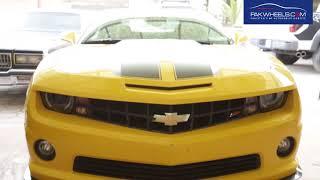 Chevrolet Camaro | Toyota Tacoma | Bentley | Ford Raptor - Garage Tour