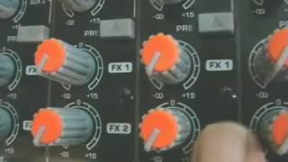 Behringer Eurodesk SX2442FX - mini-review 1