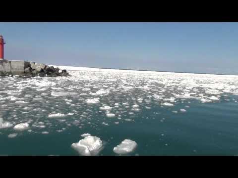 Day 5: Okhotsk, Hokkaido - Drift Ice from Russia